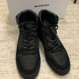 Balenciaga hightop sneakers